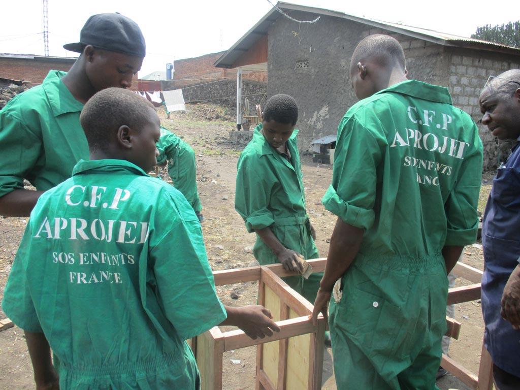 SOS Enfants - Action RD Congo