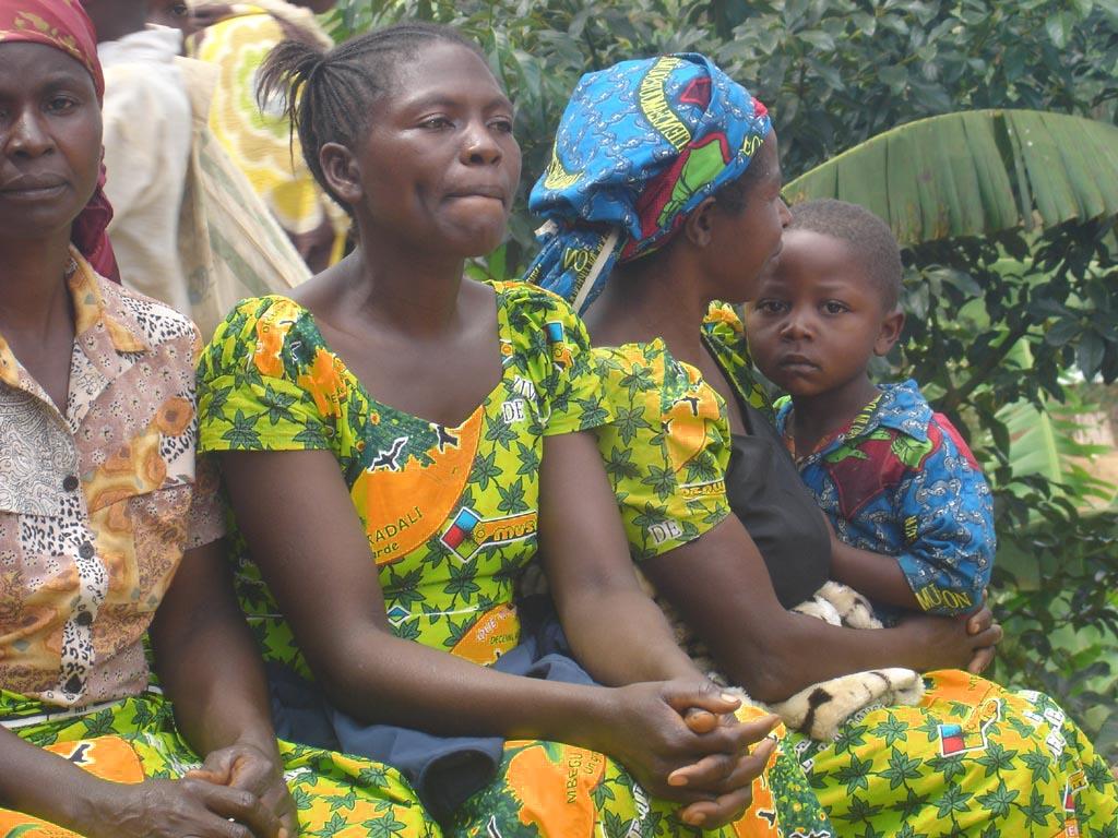 Développement communautaire rural en RD Congo