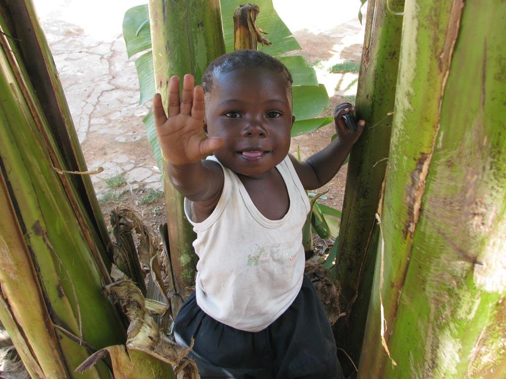 Action humanitaire au profit des enfants en RD Congo