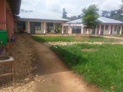 Centre de santé de Visiki au Nord Kivu, RD du Congo