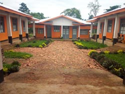 Hôpital de Njiapanda-Bella en Ituri, RD du Congo