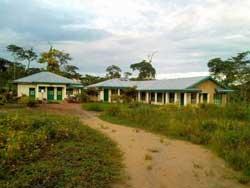 Maternité de Kabweke en RD Congo