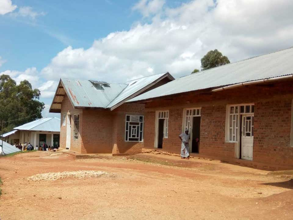 Le centre hospitalier de Vutule en RD du Congo