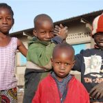 Enfants de Guiè au Burkina Faso