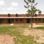 Bloc pédagogique 1 du Lycée de Guiè au Burkina Faso