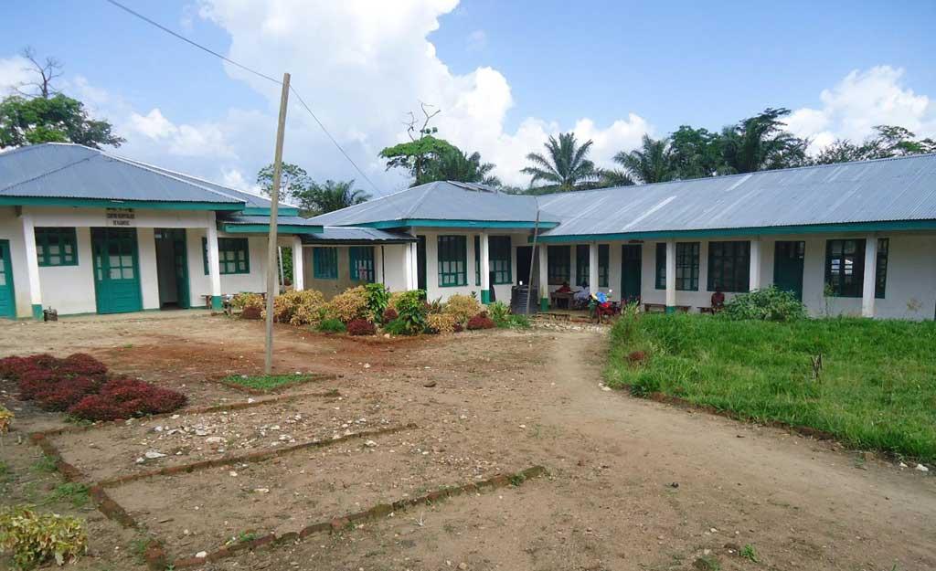 Centre hospitalier de Kabweke en RD du Congo