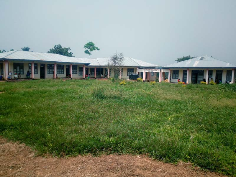 Centre hospitalier de Visiki en RD du Congo