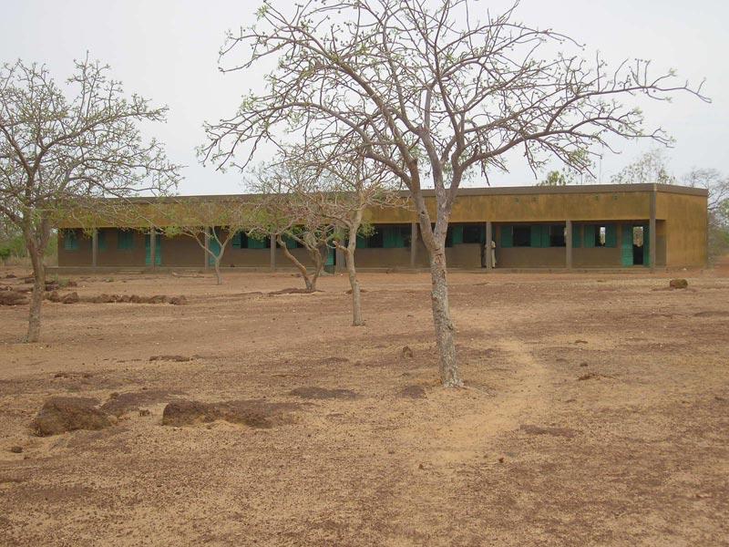 Le collège de Dapelogo