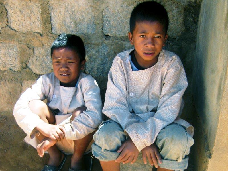 Enfants vulnérables Akany Aina