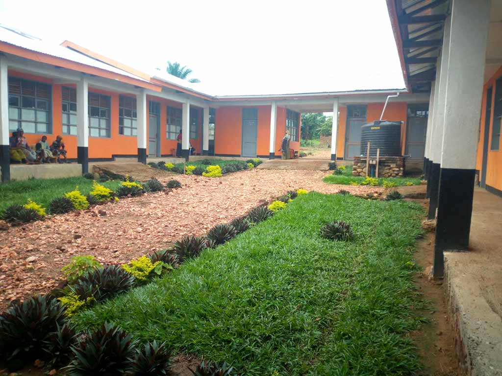 Centre de santé du Village Orange de Njiapanda-Bella en Ituri, RDC