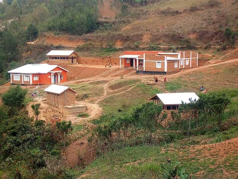 Le Villange Orange de Mudusa au Sud Kivu, RD du Congo