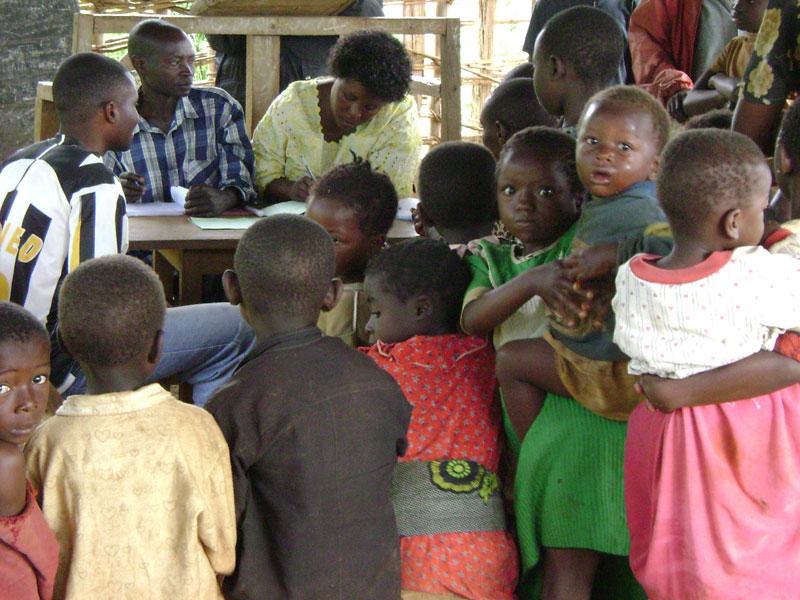 Régularisation des enregistrements à l'état civil pour les enfants non inscrits en RD Congo