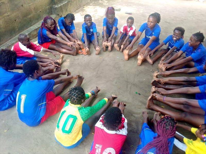 Trois Semaines De Confinement Deja Pour Les Enfants Des Rues A Kinshasa