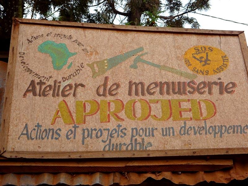 Aprojed - Actions et Projets pour un Développement Durable à Goma, province Nord-Kivu