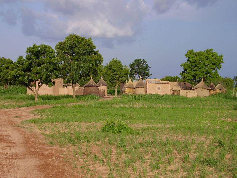 Village de Guiè au Burina Faso