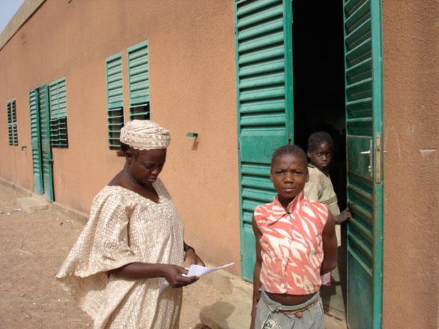 Soutien scolaire aux enfants du Burkina Faso