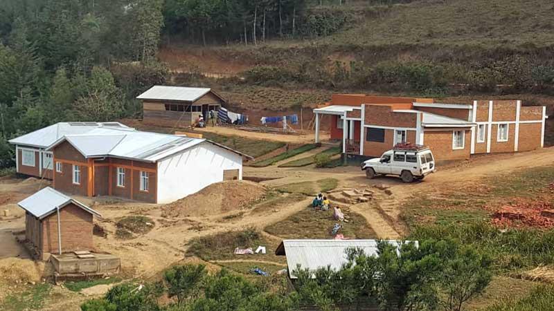 Le Centre Hospitalier de Mudusa au sud Kivu, RD du Congo