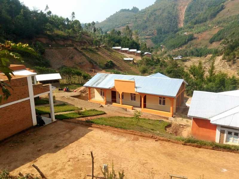 La maternité du Centre Hospitalier de Mudusa, RD du Congo