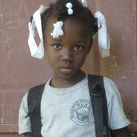 Urgence faim pour les enfants d'Haïti