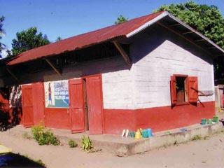 L'orphelinat d'Amboangibé à Madagascar