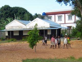 L'orphelinat de Sambava à Madagascar